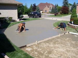 Michigan Concrete Contractors Michigan Concrete Driveway